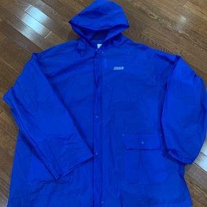 Coleman rain jacket